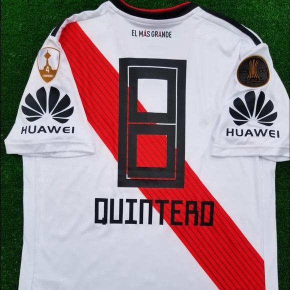 bc115f71cba adidas Shirts | 2018 River Plate Soccer Jersey Quintero | Poshmark